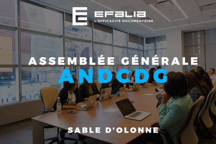 Efalia partner of the ANDCDG event